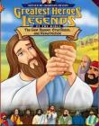 Великие библейские герои и истории. Тайная вечеря, распятие и воскрешение